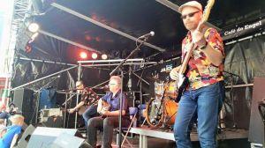 Bert Deivert & Copperhead Run @ Breda Jazzfestival